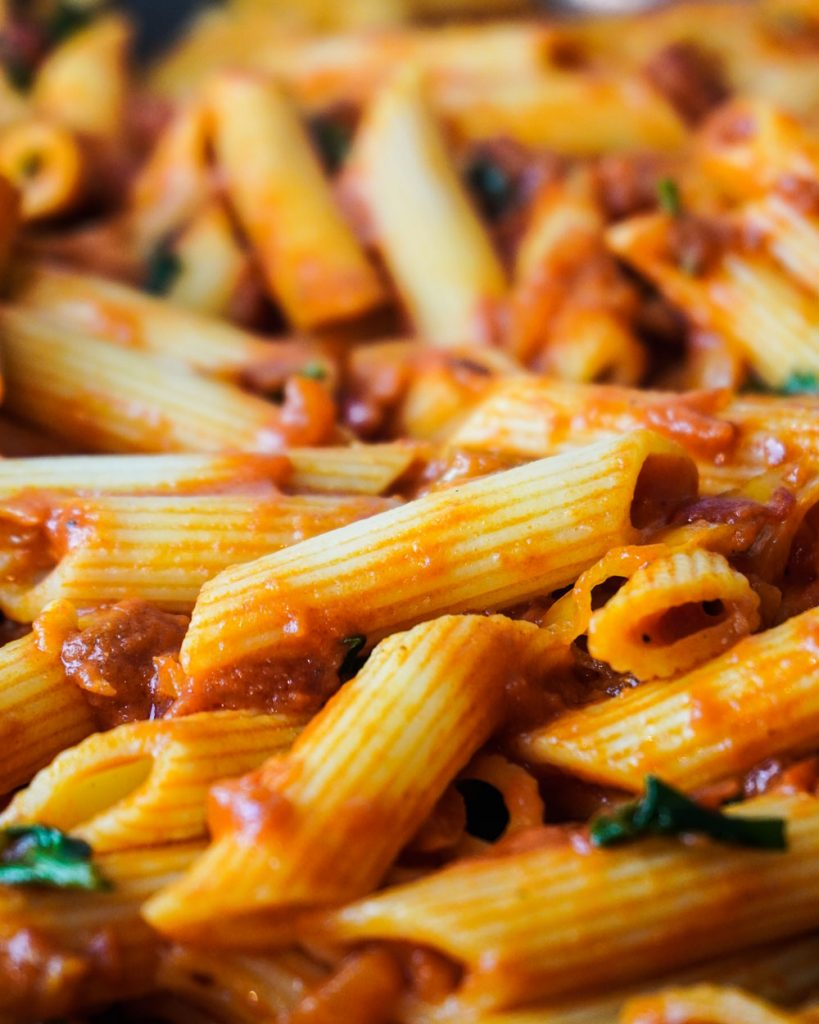 Penne All' Arrabiata