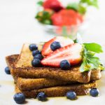 veganes french toast
